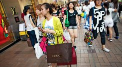 Chinese shoppers - China Elite Focus